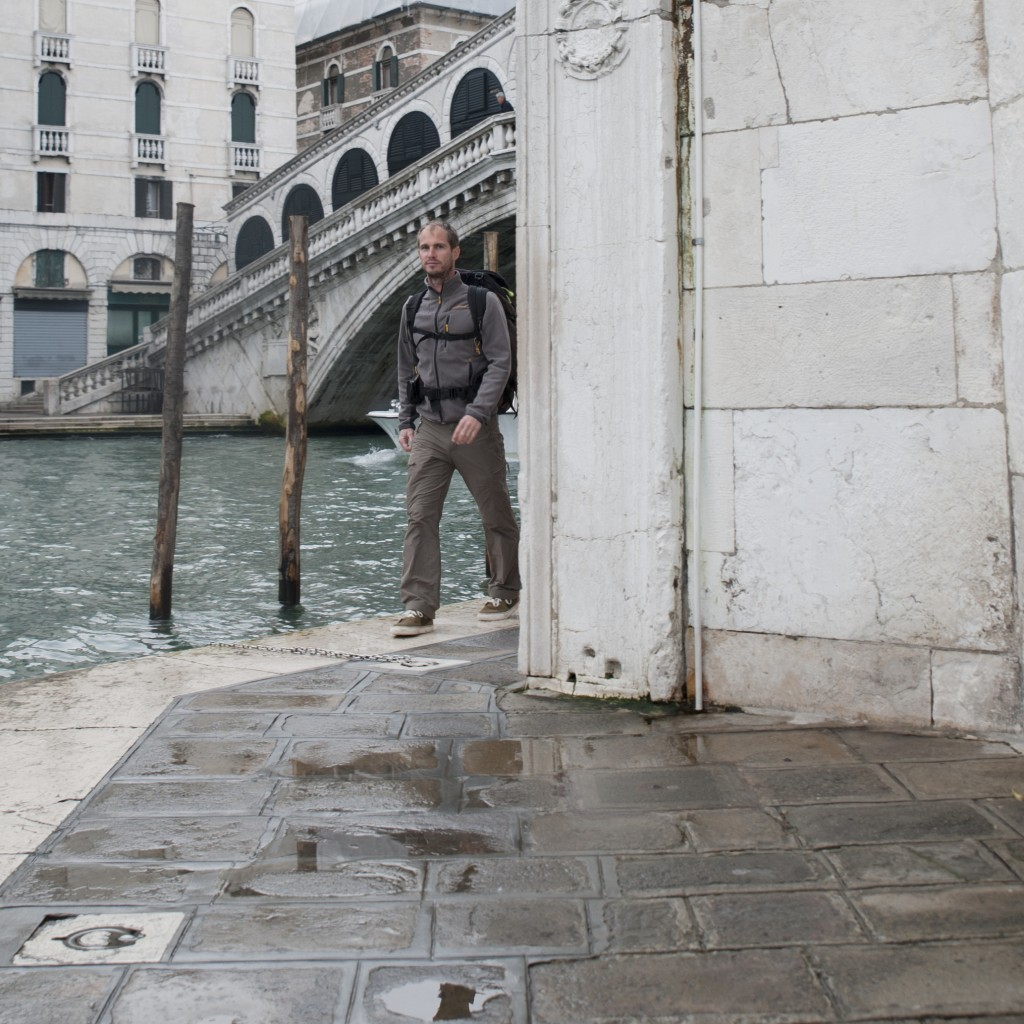 Walking tour around Italy, 3,600km by foot