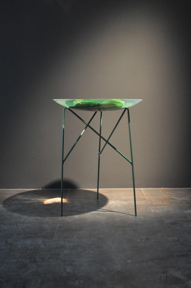 Leaf coffee table