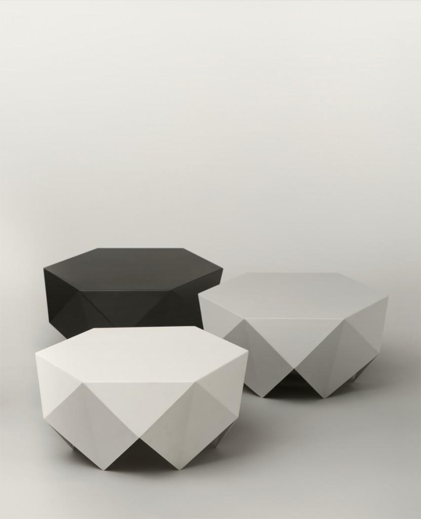 Monolith, stool