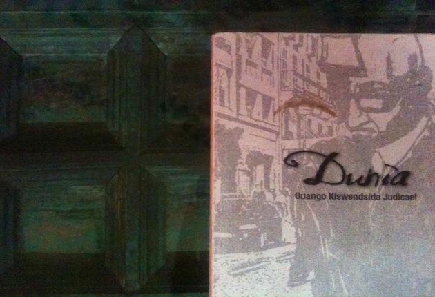 the cover of Dunja, at Teranga