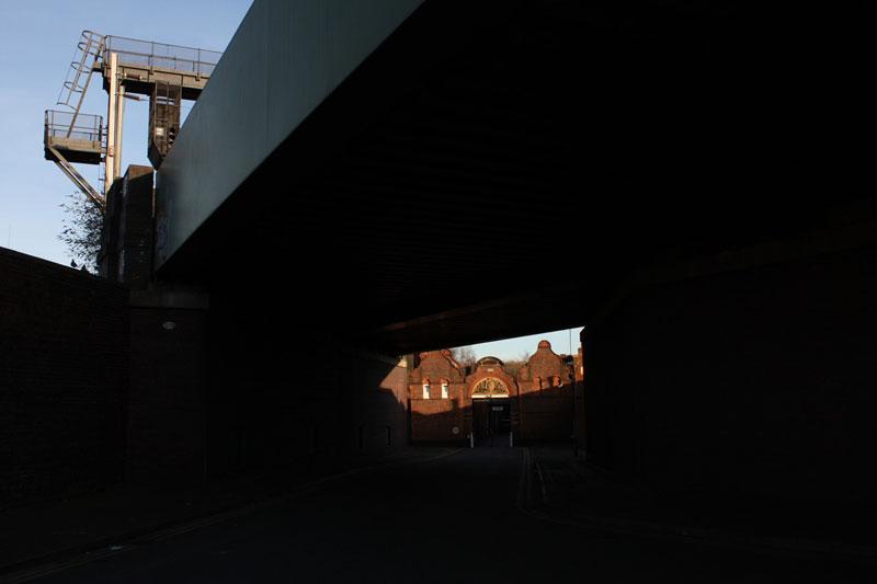 Christian Costa - Digbeth viaducts 02 [2011]
