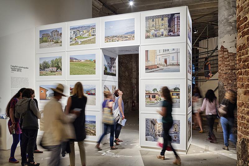 L'Aquila's Post-Quake Landscapes (2009-2014)