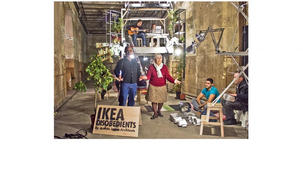 Ikea Disobedients