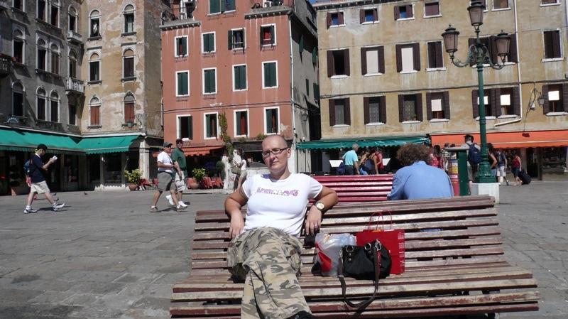Isa in Venice