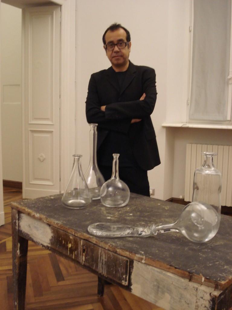 Antonio Arevalo Sagredo courtesy Fratelli Calgaro