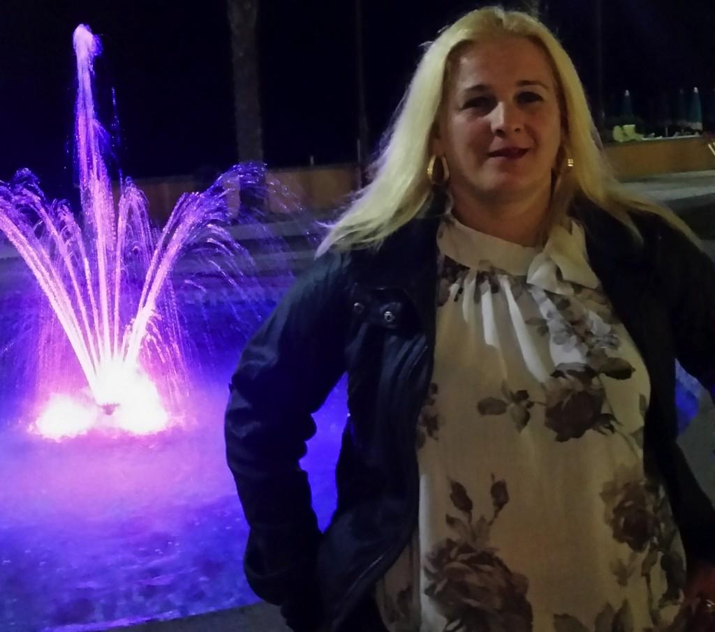 Mariana Bona, courtesy herself