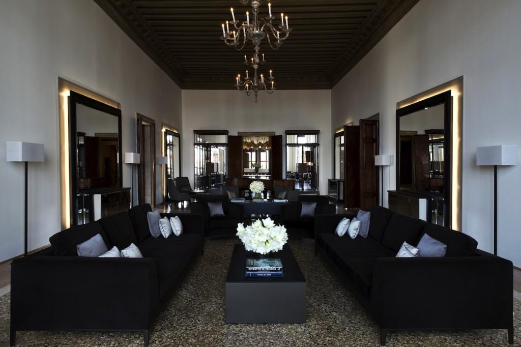 Aman Canal Grande Venice - Salon