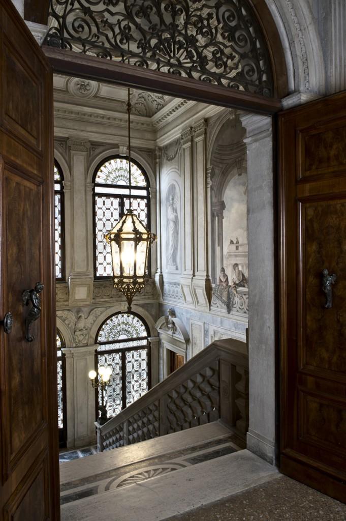 Aman Canal Grande Venice - Grand Stairway -lpr