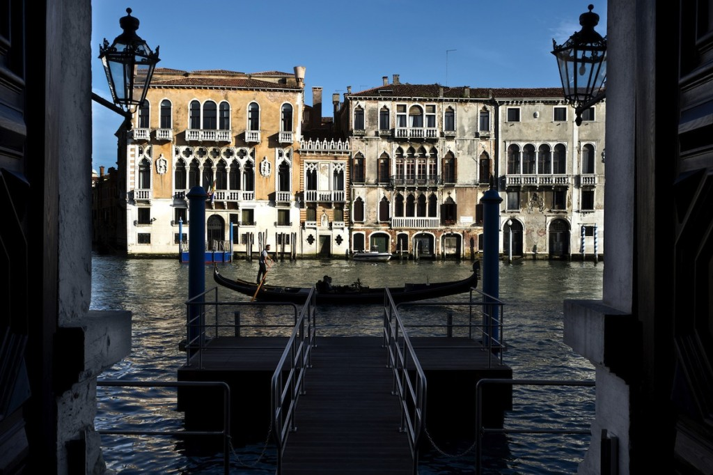 Aman Canal Grande Venice - Private Pier
