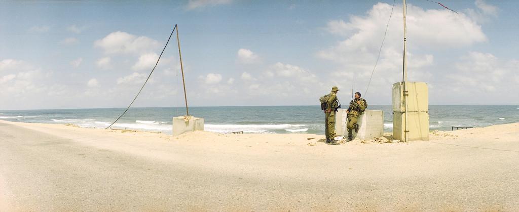 Gush Katif, Gaza Strip, 2005