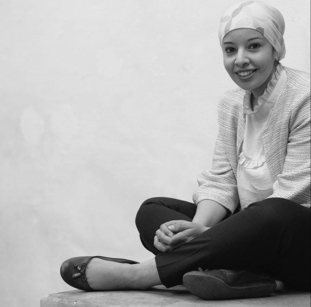 Marwa Mahmoud ph Luigi Ottani