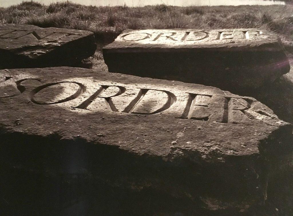 Order-Disorder, 1995-98 (2018)