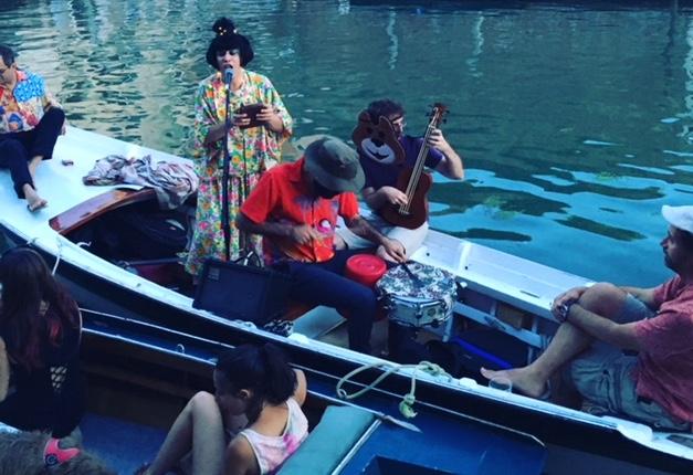 Pinc Louds in Venice