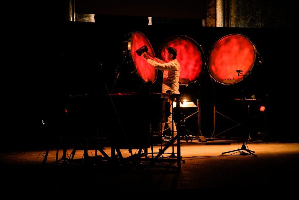 CRM at Music Biennale 2018