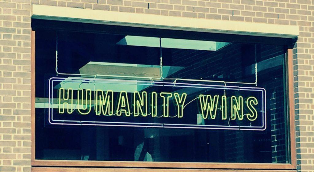 Amnesty International office, London