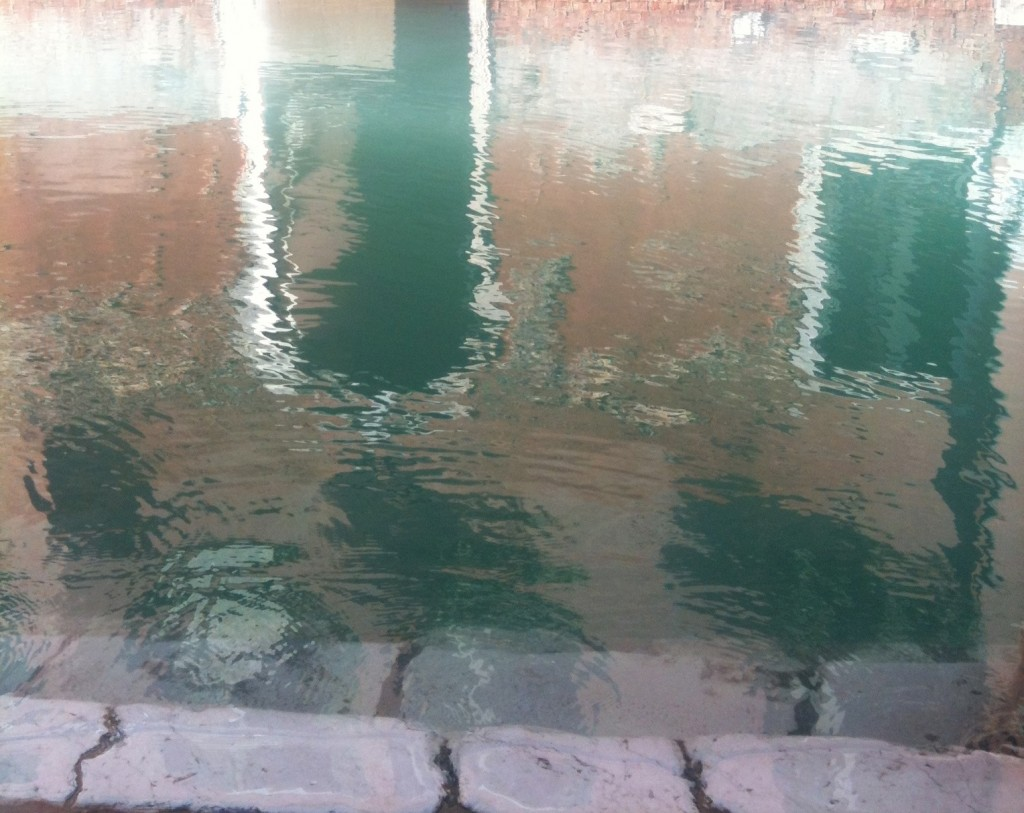 Fake Piers in Venice, c. Diana Marrone