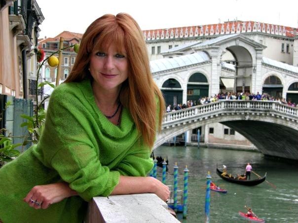 Cat Bauer in Venice