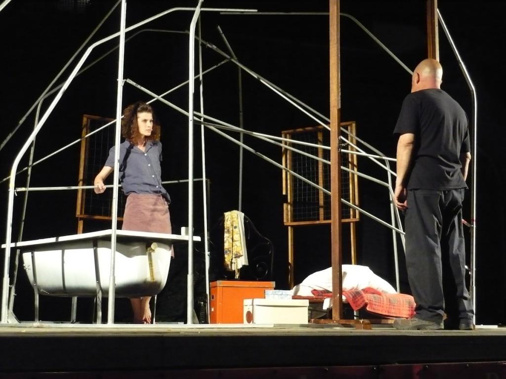 La Gabbia/The Cage, theatre pièce