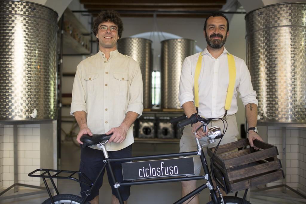 Gianluca, Matteo (Ciclosfuso)