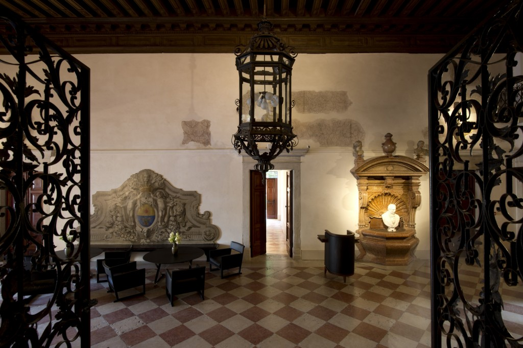 Aman Canal Grande Venice - Reception Hall-lpr