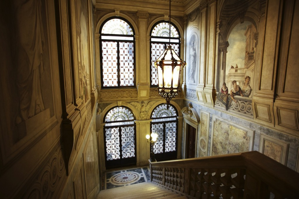 Aman Canal Grande Venice, Grand Stairway