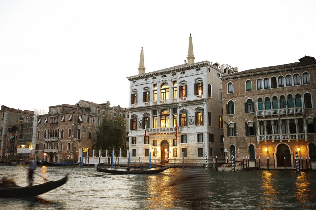 Aman Canal Grande Venice - Exterior (2nd fr right)-lpr