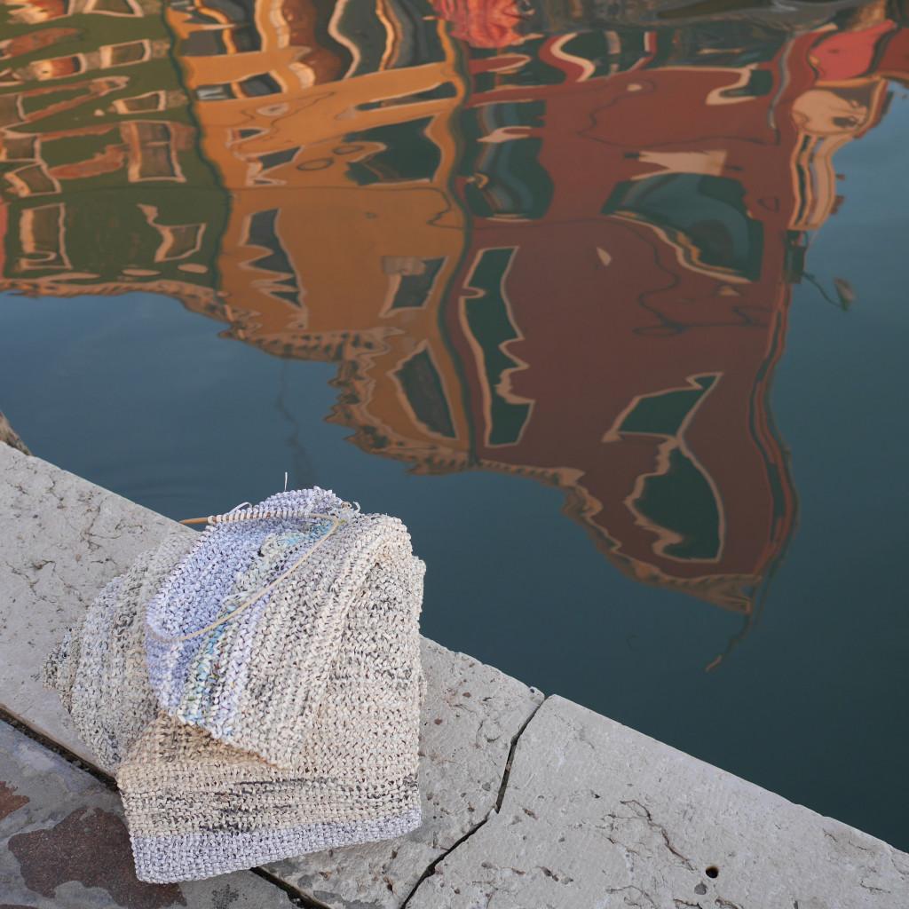 Travelling Into Your Bookshelf-Venice, 2015