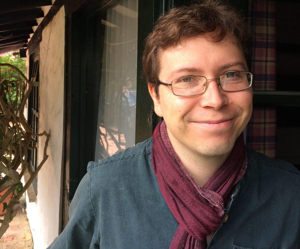 Daniel Alvarado Bonilla