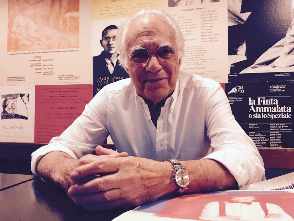 Stefano Poli, ph Diana Marrone per Slow Words