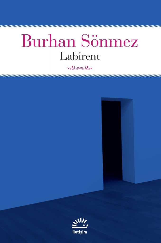 Labirent, the book cover