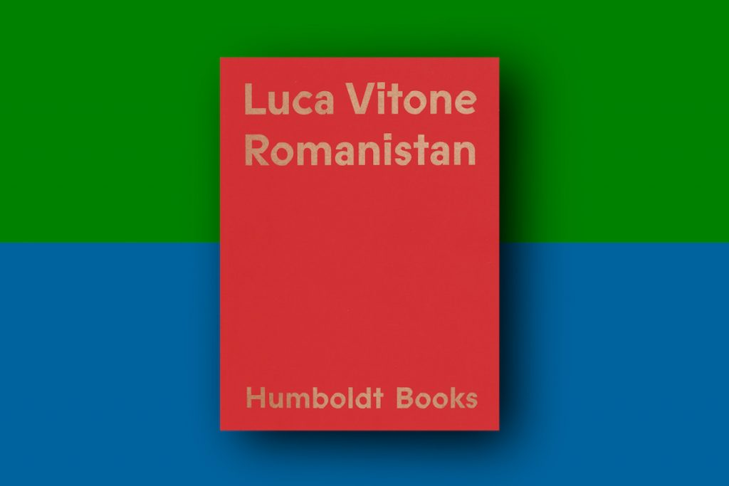 Romanistan copertina